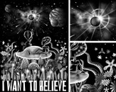 I Want To Believe by dan40in