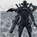 Zoppa wearing Cowboy Samurai Viking Robot Knight Ninja Pirate VS 1.000.000 Zombies by wagnogueira