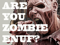 WORLD ZOMBIE DAY T-Shirt Design by