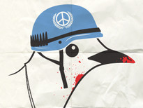 Peace Soldier T-Shirt Design by