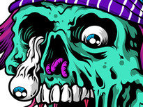 Zombiefied T-Shirt Design by