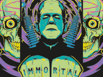 IMMORTAL by stinkel