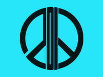 2013 peace logo T-Shirt Design by