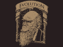 Evolution T-Shirt Design by