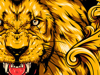 GoldenPussy T-Shirt Design by
