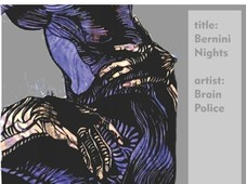 Bernini Nights T-Shirt Design by