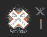 x-riders by graphex
