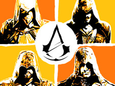 Assassin's Creed Unity T-Shirt Design by