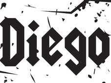 Diego T-Shirt Design by