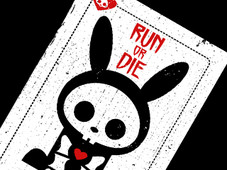 Run or Die ! T-Shirt Design by