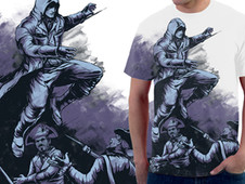 STEALTH T-Shirt Design by