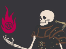 witcher T-Shirt Design by