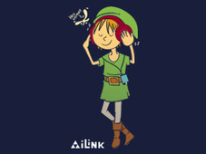 iLink T-Shirt Design by