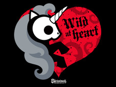 Wild at Heart - Bonita T-Shirt Design by
