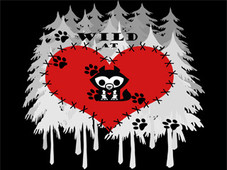 Wild at heart T-Shirt Design by