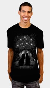 Under the Southern Lights T-Shirt