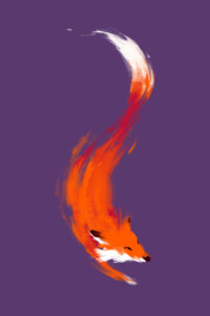 The Quick Orange-Red Fox