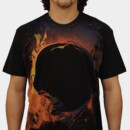 MartinSprey wearing Black Hole Sun by collisiontheory