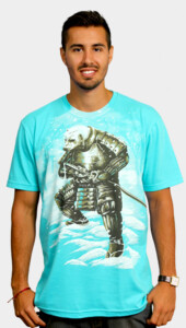 spirit of white samurai T-Shirt