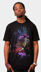 -=LIGHTS OF THE NIGHT=- T-Shirt
