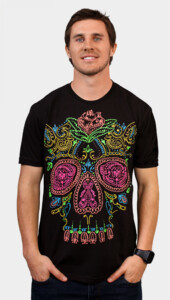 Limited Edition - Day of the Dead T-Shirt