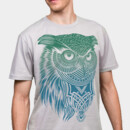 joek226 wearing Warrior Owl by rcaldwell