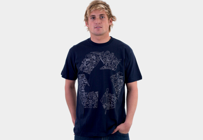Robocycle T-Shirt - Design By Humans