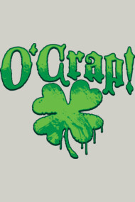 O'Crap St. Patrick's Day Swear Words
