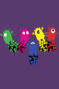 Cube monsters1