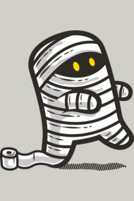 Tissue Mummy