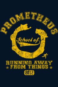 prometheus school of running away from things