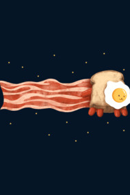nyan Bacon