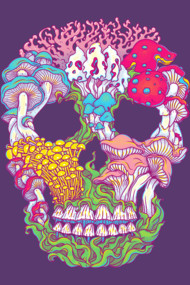 mushrooms scull