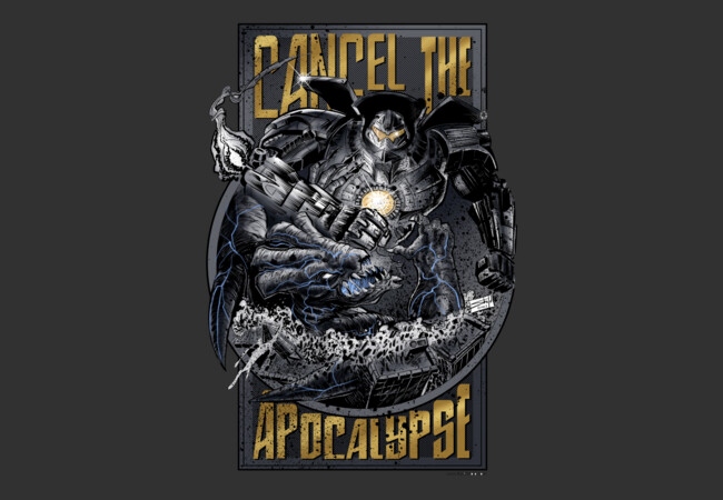 Cancel the Apocalypse  Artwork