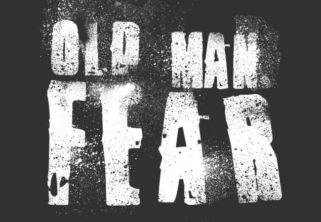 Old Man Fear  Artwork