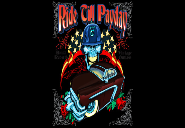Ride Till PayDay  Artwork