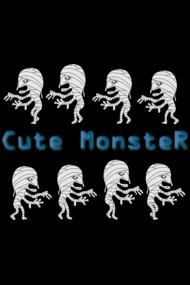 Cute Monster animation