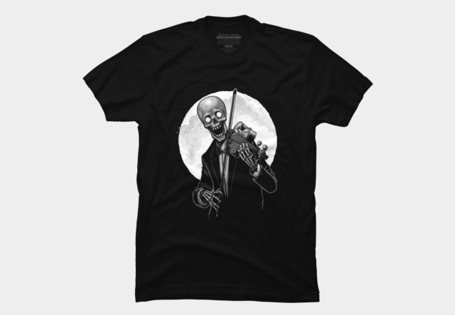 Play the song of death Men's T-Shirt