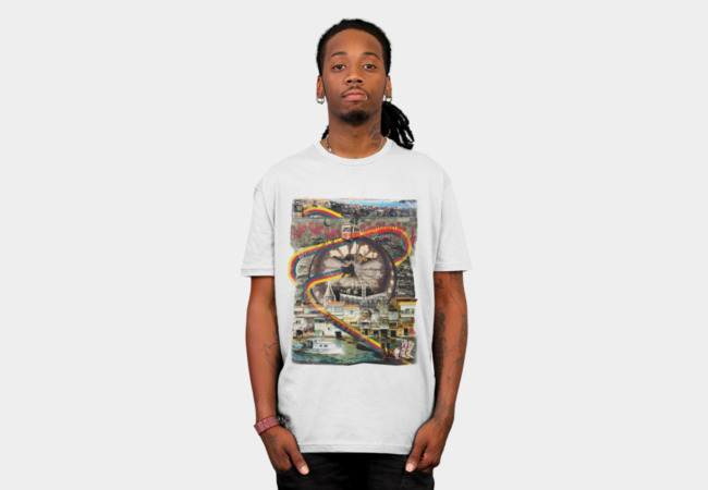 Tourist Trap T-Shirt - Design By Humans