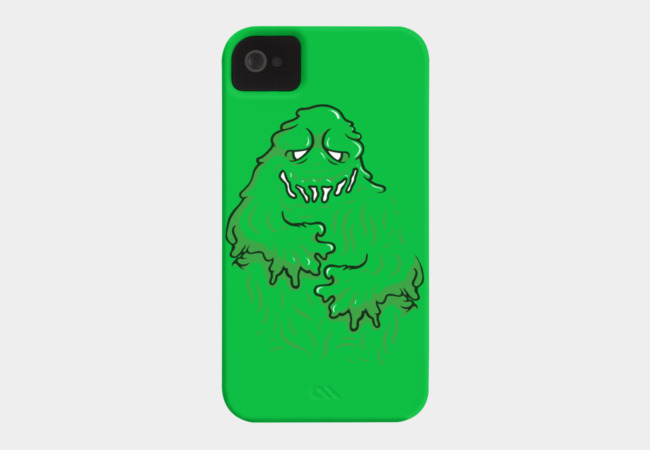 Mr. Slimey (Boogy Version) Phone Case - Design By Humans