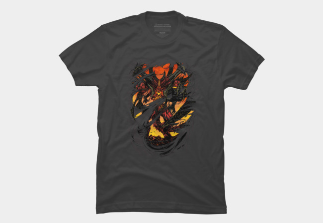 Devil Inside Men's T-Shirt